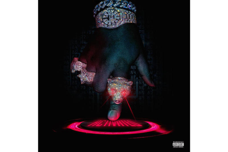 Stream Tee Grizzley Activated Album 300 Entertainment artwork cover art