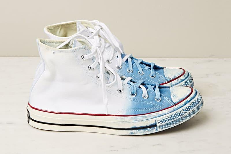 Tenue de Nimes Converse Chuck Taylor All Star 70 Hi 2018 release date info drop sneakers shoes footwear