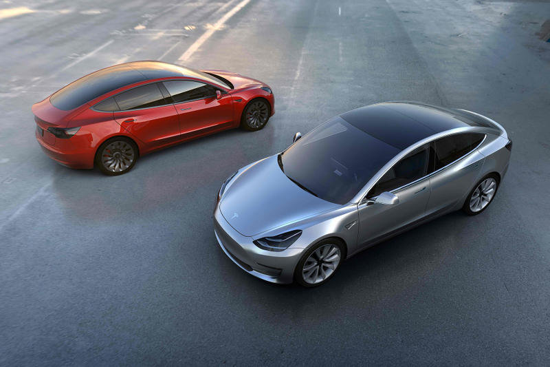 Tesla Model 3 Dual-Motor AWD Performance Options Ordering How to Buy