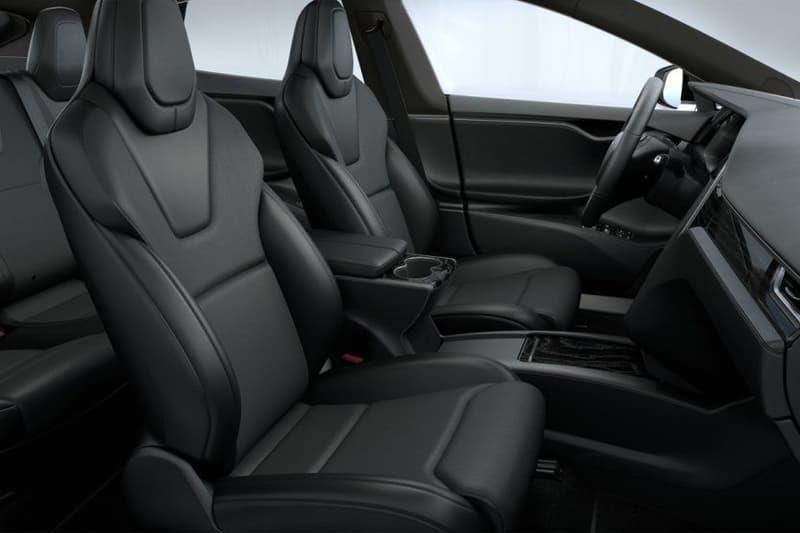 Tesla New Interior Options model s model x model 3 2018