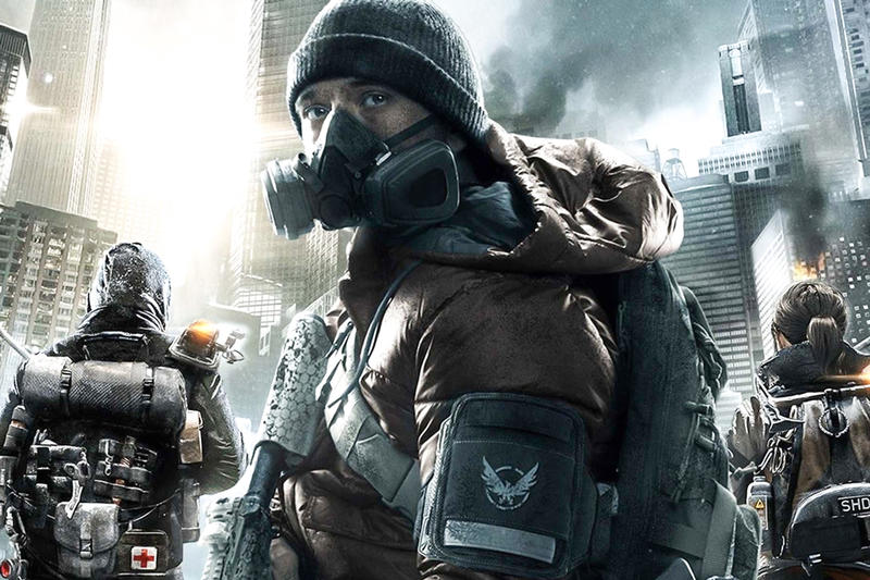 The Division 2 Tom Clancy's Ubisoft March 2019