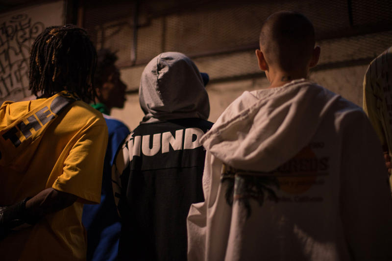 The Hundreds Summer 2018 Campaign lookbook video release info hoodies shirts sweaters caps