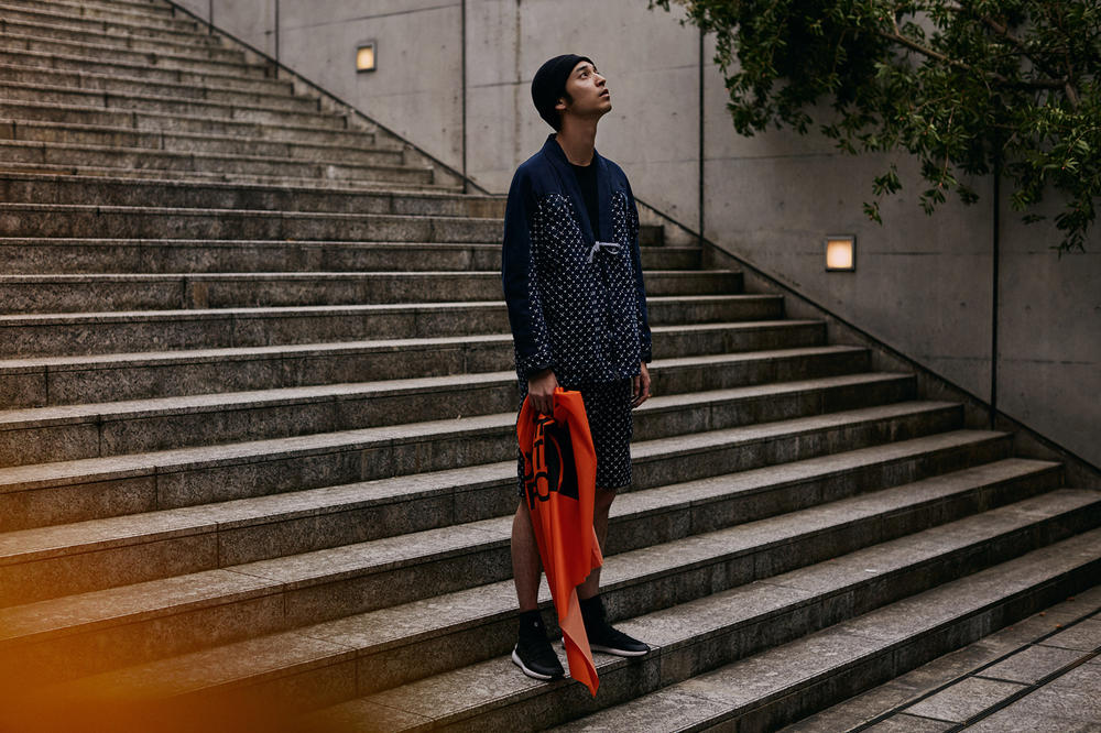 The North Face Urban Exploration Sashiko Capsule Collection spring summer 2018 may release date info drop