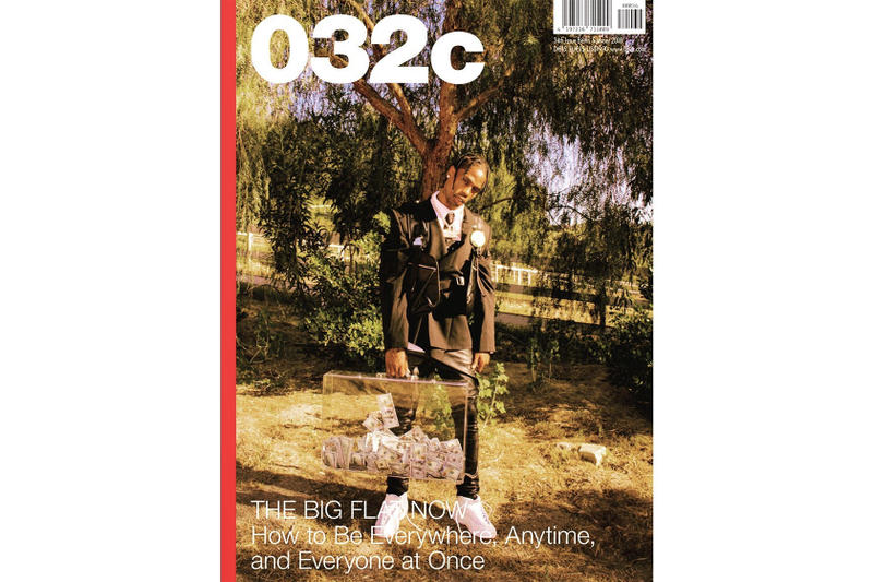 Travis Scott Covers 032c Issue 34 Summer 2018 Front Cover Lil Miquela Morgan Lake Photographed Rayscorruptedmind Styled Bloody Osiris