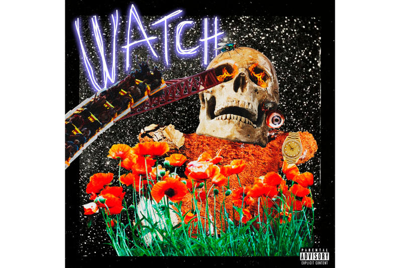 "Stream Travis Scott ""Watch"" Single kanye west Lil Uzi Vert"