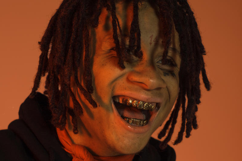 Trippie Redd Teases New Quavo Chief Keef Songs Debut Album Pistol Talk