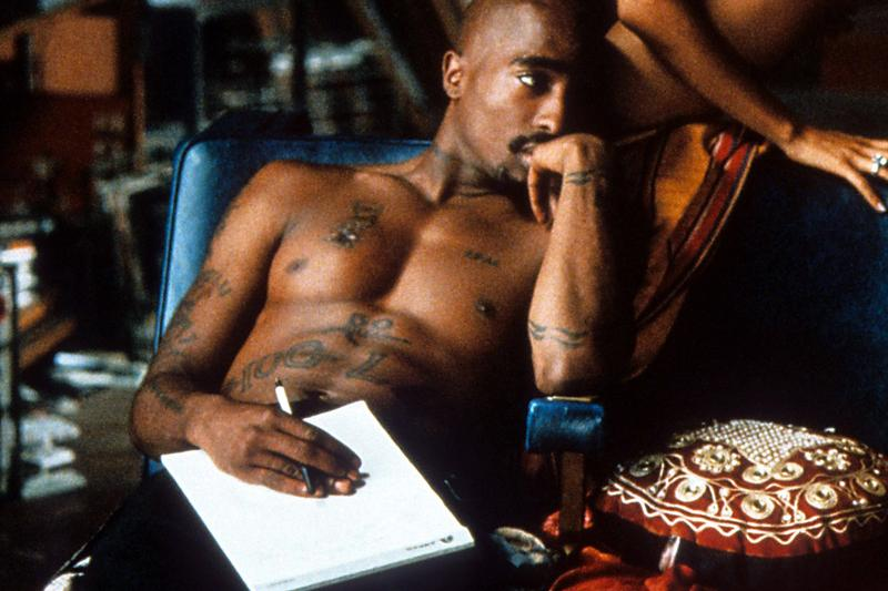 Tupac Shakur's Only Screenplay Sold