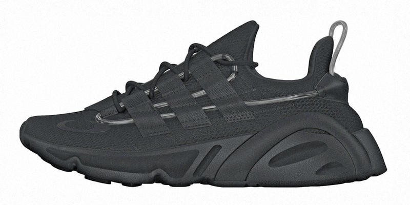 adidas Originals Lexicon Future Release date new sneaker Black futuristic