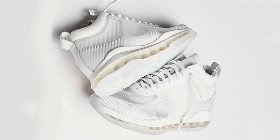 John Elliott x Nike LeBron Icon Sneaker Debut  8ea39ab62