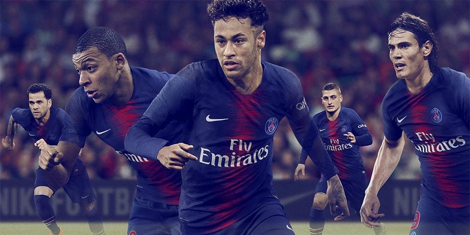 8fdb6762e04f2 Paris Saint-Germain 2018/19 Home Kit | HYPEBEAST