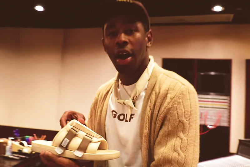 Tyler, the Creator Golf Wang x Suicoke Teaser