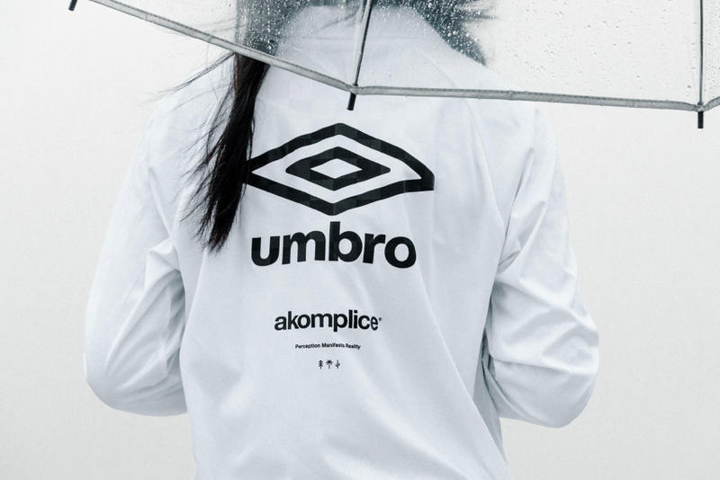 Akomplice Umbro Spring Summer 2018 Collection lookbooks football soccer england world cup