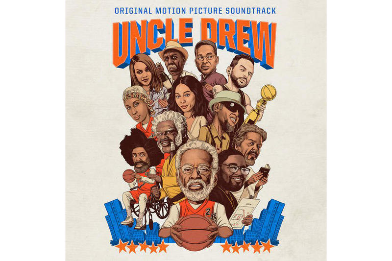 Uncle Drew Soundtrack Tracklist kyrie irving movie
