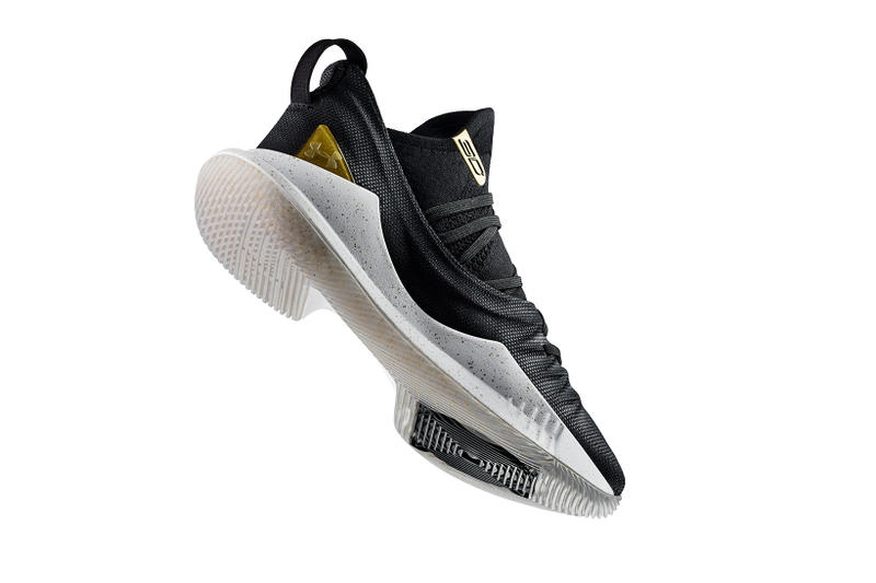 d44e84de Under Armour Curry 5 Takeover Edition Release Date black gold white gold  2018 june footwear steph