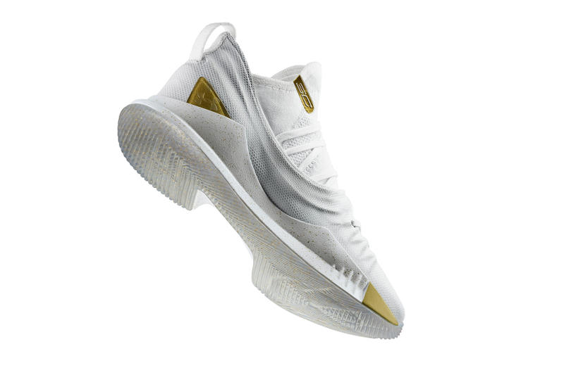 Under Armour Curry 5 Takeover Edition Release Date black gold white gold 2018 june footwear steph curry stephen curry golden state warriors nba