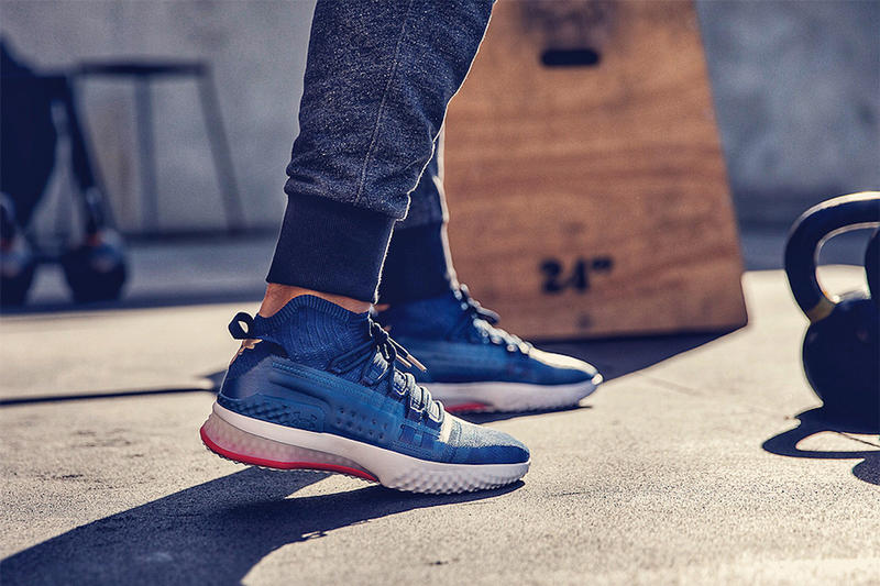 Dwayne Johnson Under Armour UA Project Rock 1 may 28 2018 release date info drop sneakers shoes footwear