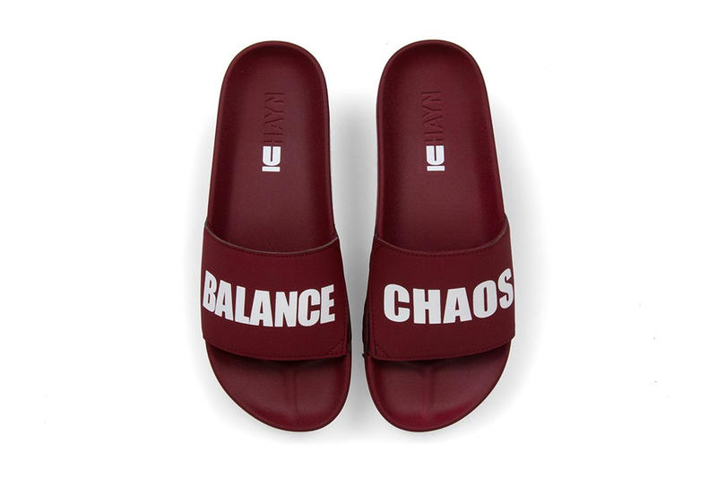 UNDERCOVER Brings Chaos & Balance With New SS18 Slides
