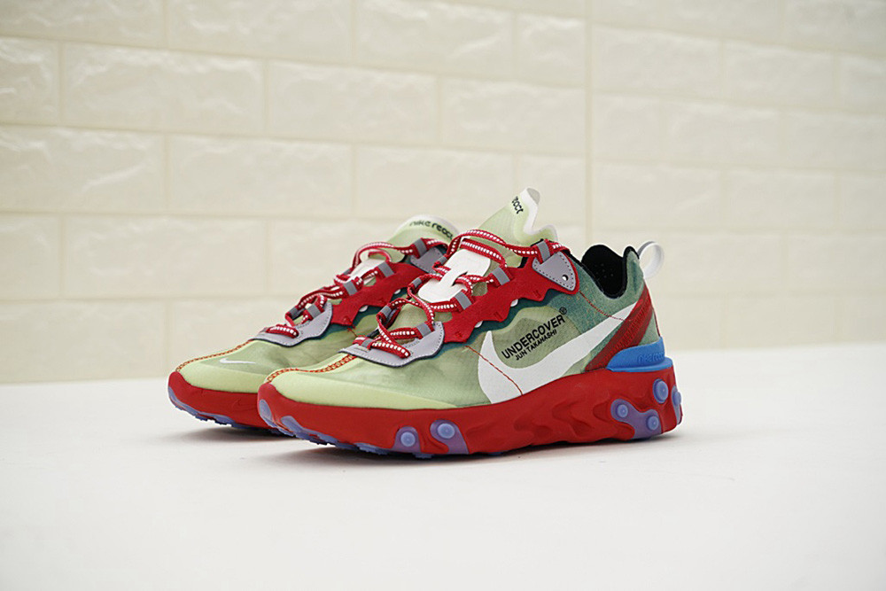 UNDERCOVER Nike REACT Element 87 New Colorways jun takahashi 2018