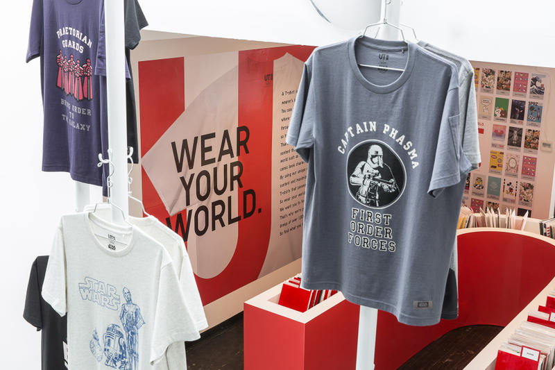 uniqlo wear your world ut event | hypebeast