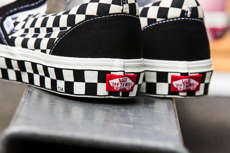 Vans Classic Slip On Checkered Sidewall Pack BILLYS Exclusive may 2018 release date info drop sneakers shoes footwear