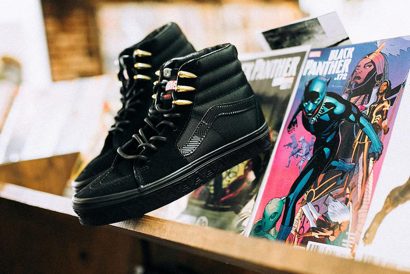 Vans Marvel Avengers Infinity War Collection sk8 hi slip on old skool release date june 1 where to buy price thor captain america spider man hulk black panther