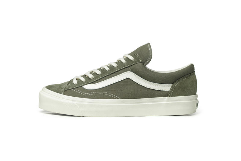 Vans Pilgrims Surf Supply OG style 36 LX Authentic ss18 spring summer 2018 olive eggplant purple release date buy price vault