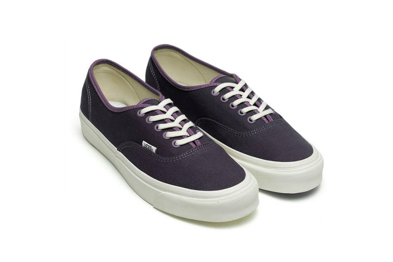 d2fe5fc3ea6 Vans Pilgrims Surf Supply OG style 36 LX Authentic ss18 spring summer 2018  olive eggplant purple