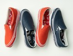 WOOYOUNGMI Reworks the Classic Slip-On in Vault by Vans Collaboration