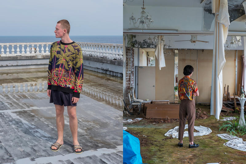 HAVEN WACKO MARIA Spring Summer 2018 Editorial release info shirts jackets sweaters