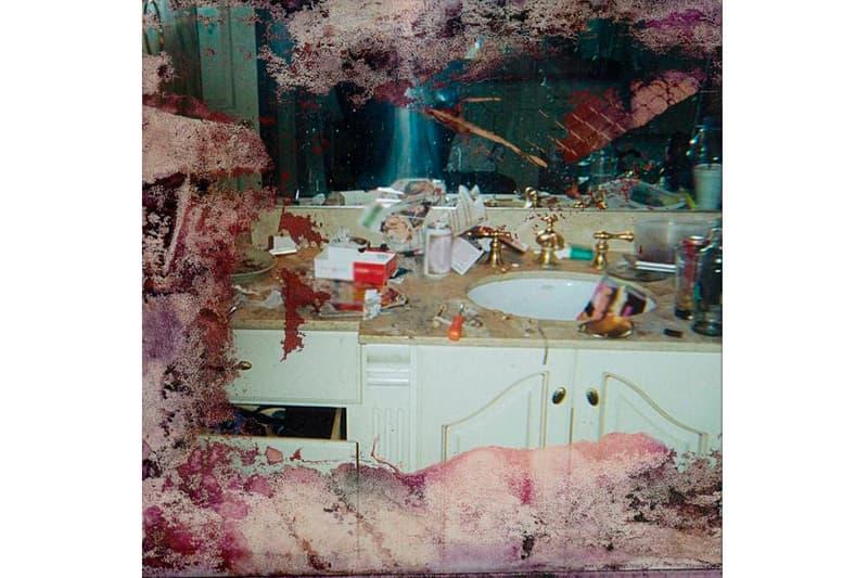 Whitney Houston Family Kanye West Pusha T Daytona Album Cover Drake