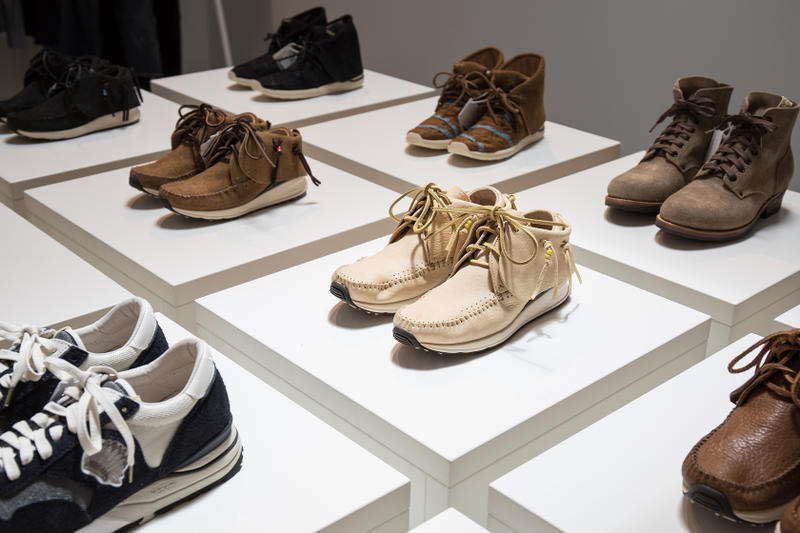 WMV visvim Brentwood Pop-Up Store Open Now Shop Clothing Accessories Tote Bags Shoes Trainers Kicks Sneakers
