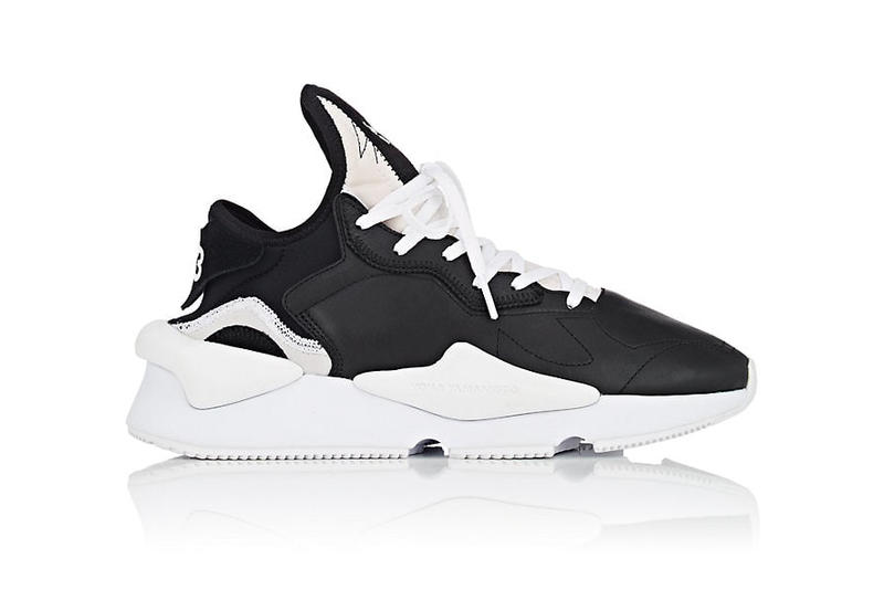 Y3 Kaiwa Black White fall winter 2018 may release date info drop sneakers shoes footwear adidas yohji yamamoto collaboration colorways pre order