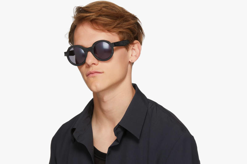 Yohji Yamamoto steampunk sunglasses eyewear release purchase accessories 2018