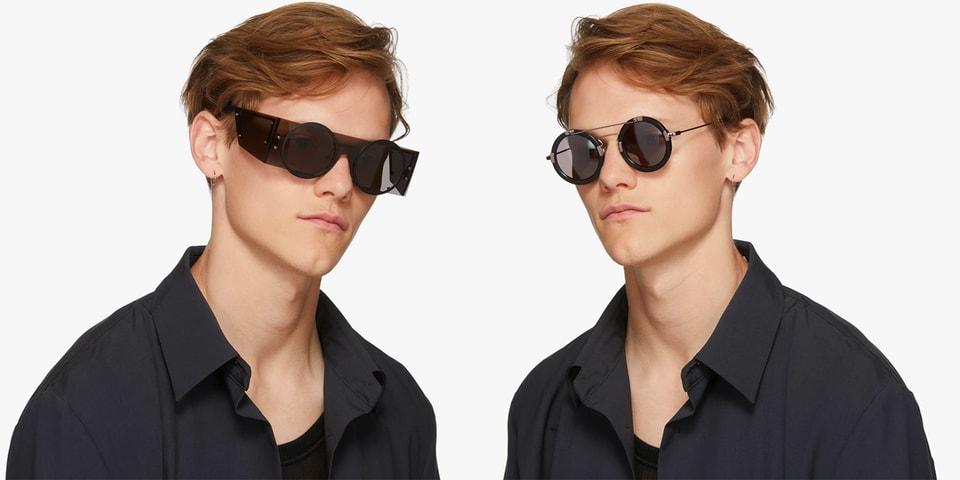 387f68d9ce Yohji Yamamoto Steampunk Sunglasses