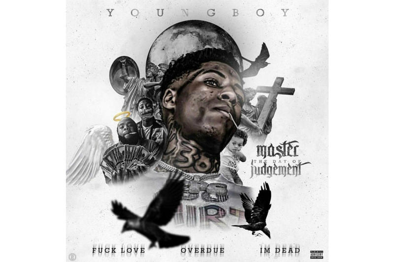 NBA YoungBoy Master the Day of Judgement Mixtape Album Leak Single Music Video EP Mixtape Download Stream Discography 2018 Live Show Performance Tour Dates Album Review Tracklist Remix