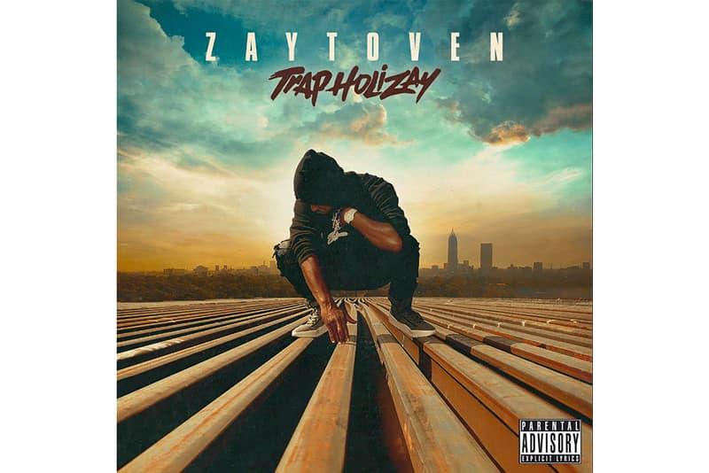 Zaytoven Trap Holizay Album Stream Lil Uzi Vert Future Gucci Mane 21 Savage Offset
