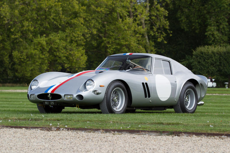 1963 Ferrari GTO Becomes Most Expensive Car Ever Sold 70 million usd dollars 36 models world germany buyer seventy