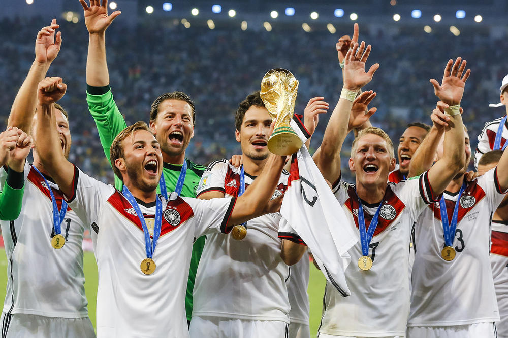 2018 fifa world cup germany winners