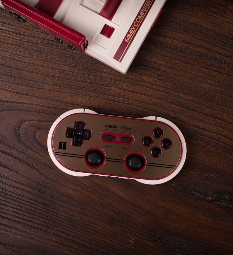 8BitDo New Retro Inspired Controllers