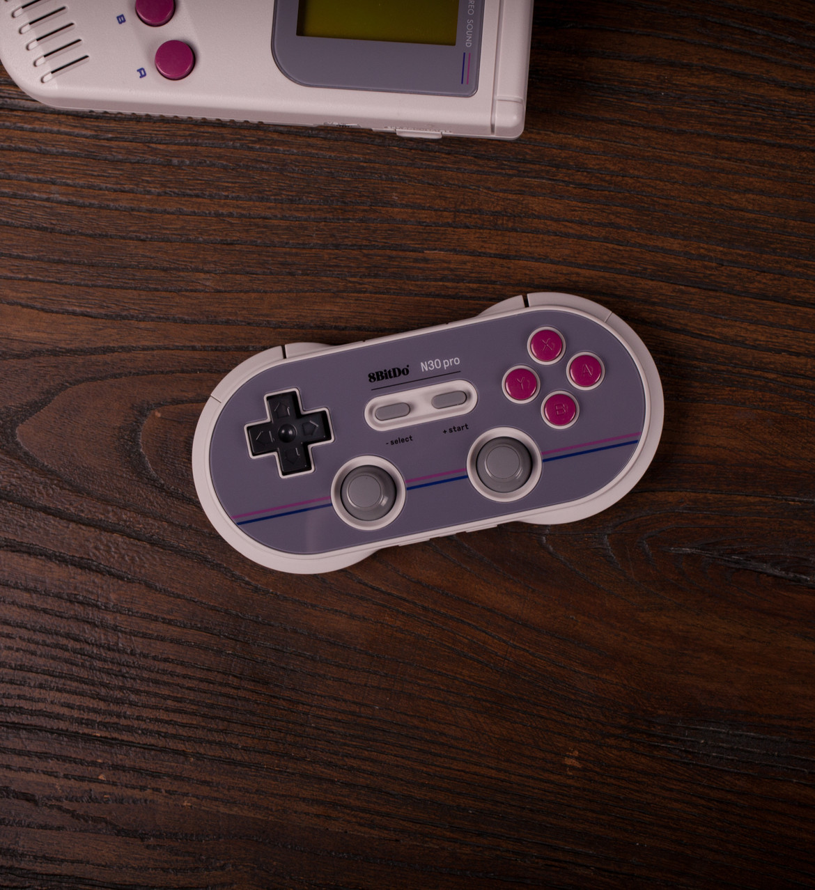 8BitDo Retro Game Boy Pocket Controllers   HYPEBEAST