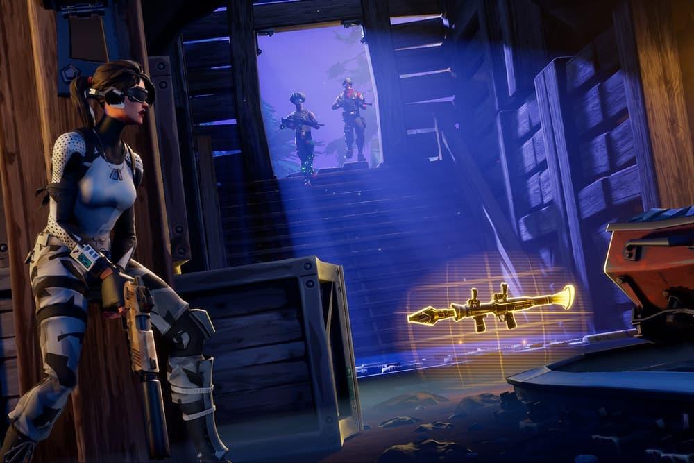 Fortnite Battle Royale addiction nine 9 year old rehab uk Nintendo Switch Port E3 2018 Epic Games