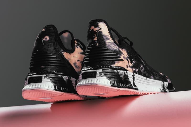 PUMA Avid evoKNIT City Punch Soft Fluo Peach tie dye black peach release info sneakers footwear
