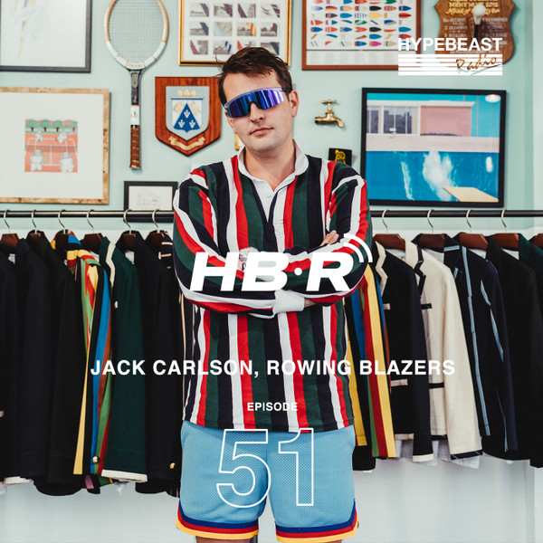 #51: Rower, Author, Archaeologist, Designer — Jack Carlson of Rowing Blazers Does It All