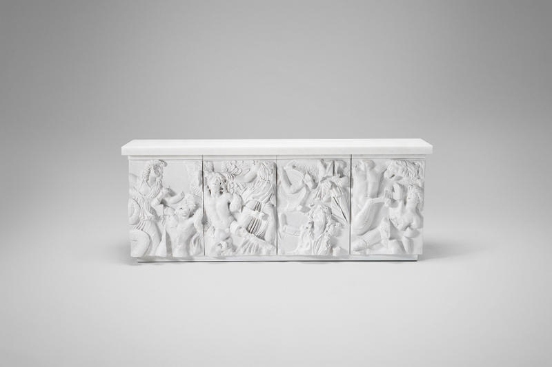 Sebastian Errazuriz 3D Printed Stolen Art Anything You Destroy, We Will Rebuild david gill gallery london july 4 2018 june premiere collection greek statues theft steal bust paperweight
