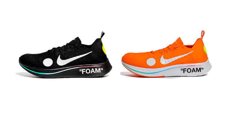 quality design cd8db c02b0 Virgil Abloh x Nike Zoom Fly Mercurial Flyknit