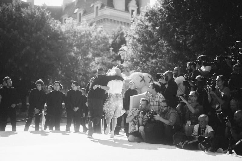 b3eac510ebd Kim Jones Dior Homme Paris SS19 Runway Show KAWS Kate Moss Skepta A$AP Rocky