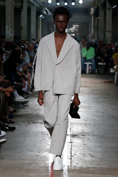 A Cold Wall samuel ross spring summer 2019 collection runway look london fashion week mens june 10 2018 premiere