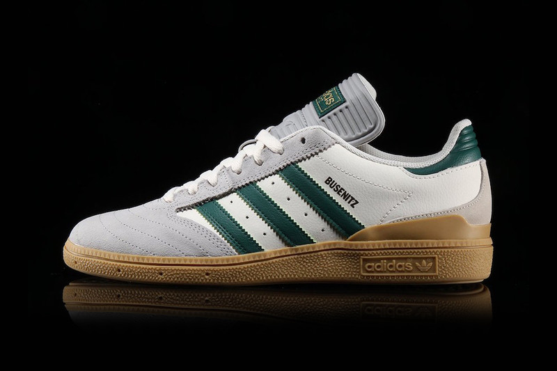 "adidas Busenitz Drops in a Retro ""Core Green"" Colorway"