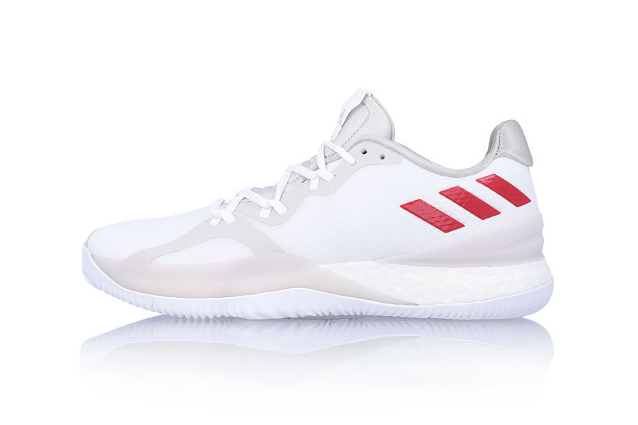 buy online 0018f d6a26 The adidas Crazy Light Boost 2 Returns in White
