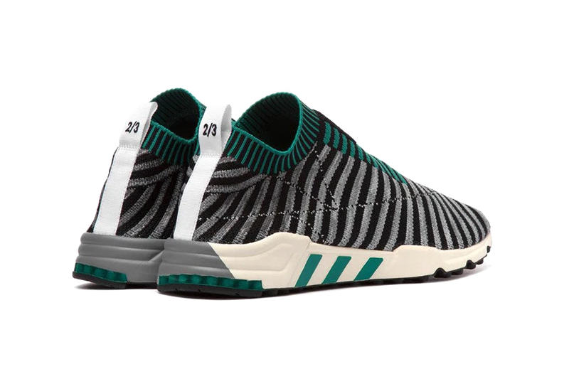 adidas EQT Support SK Primeknit Pack laceless redesign stripe